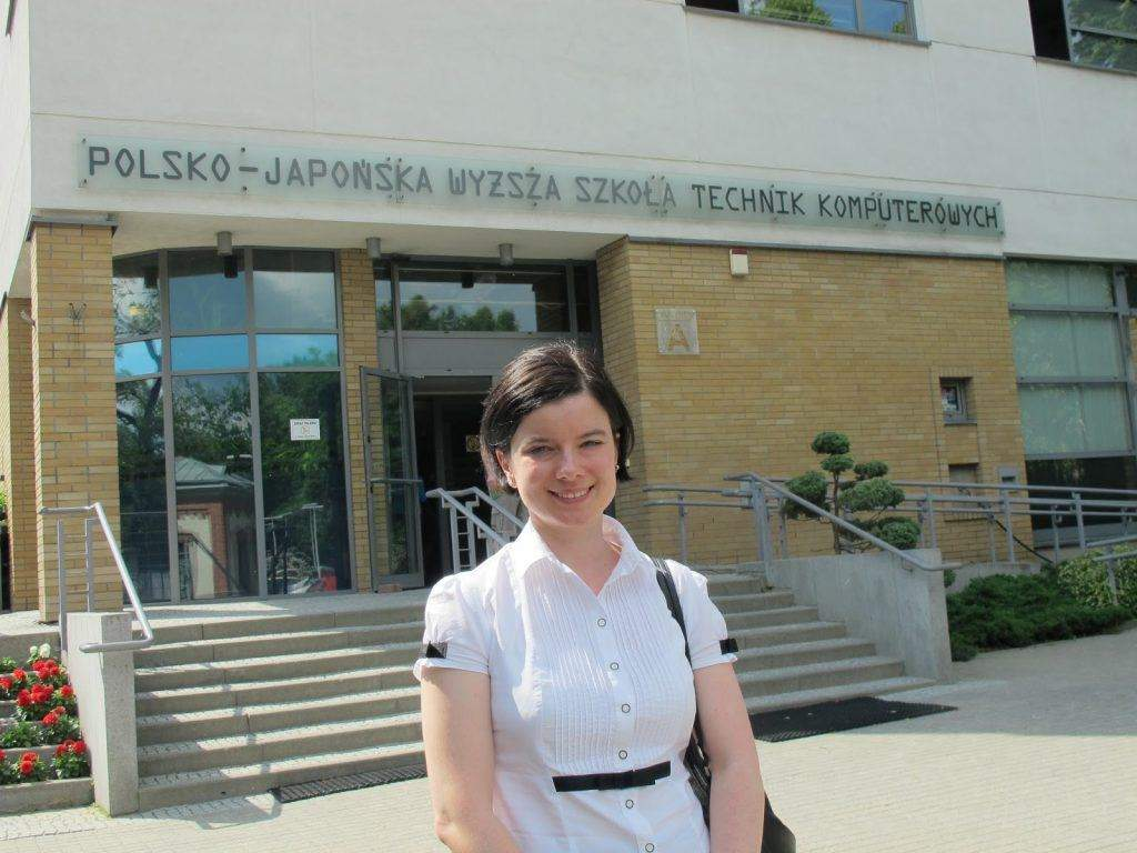 Học viên du học Ba Lan tại học viện