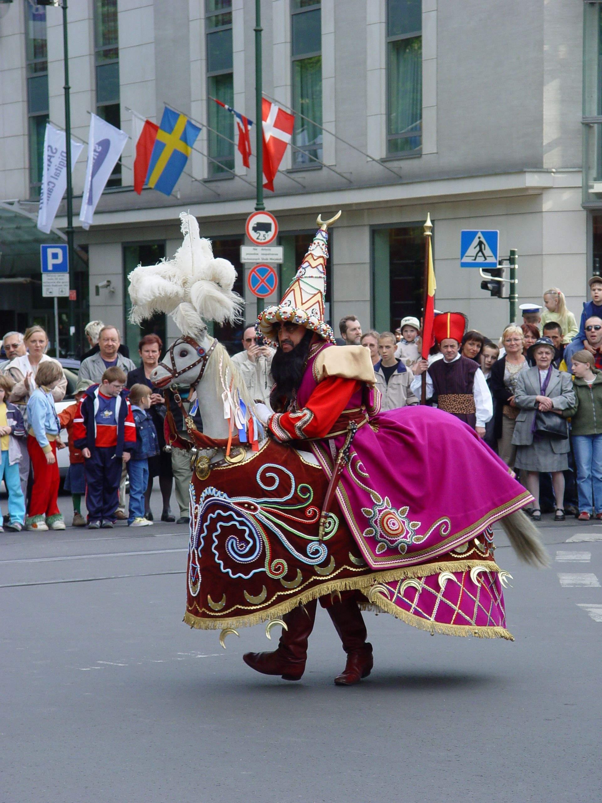 Kết quả hình ảnh cho lajkonik festival