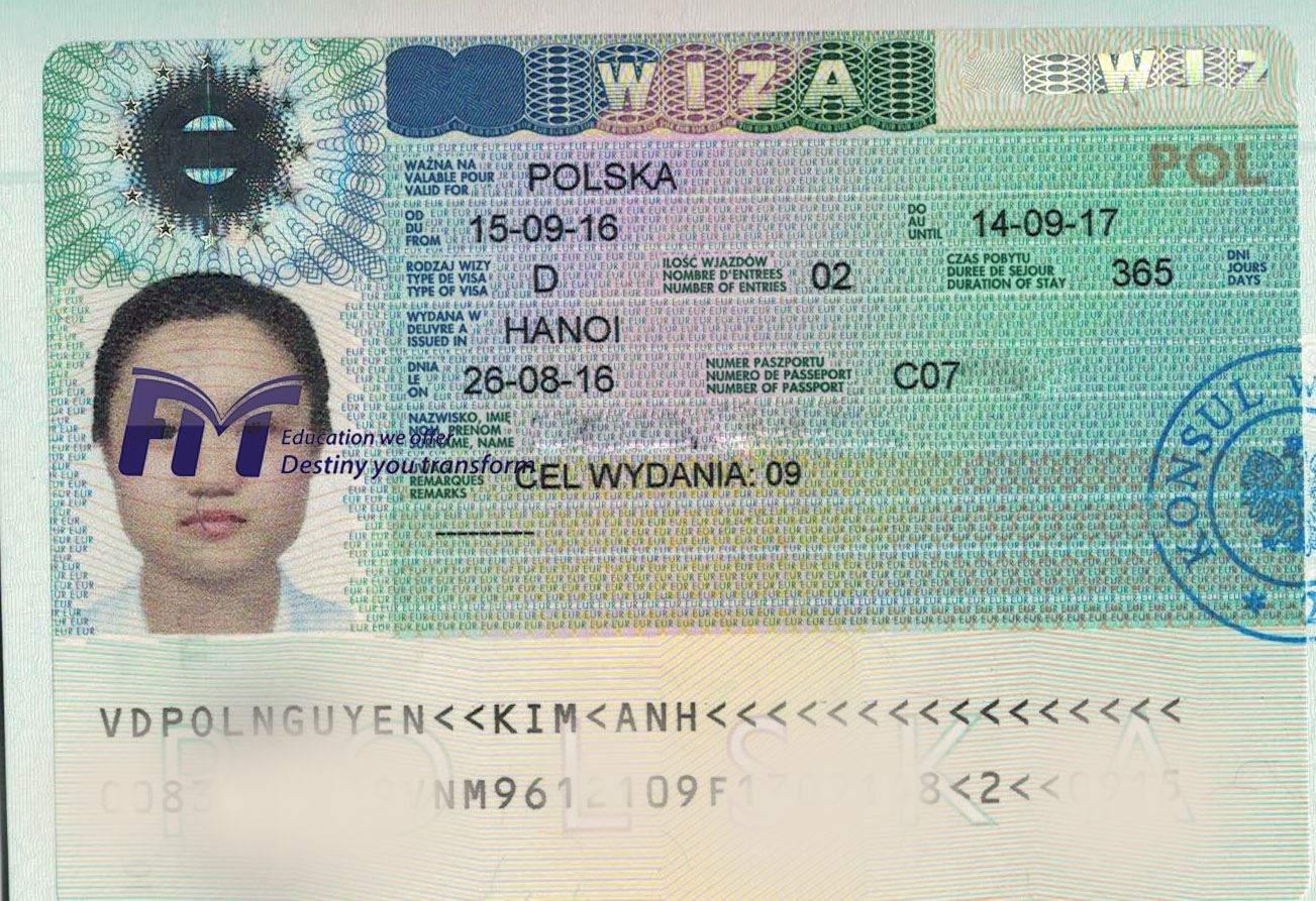 du học Ba Lan
