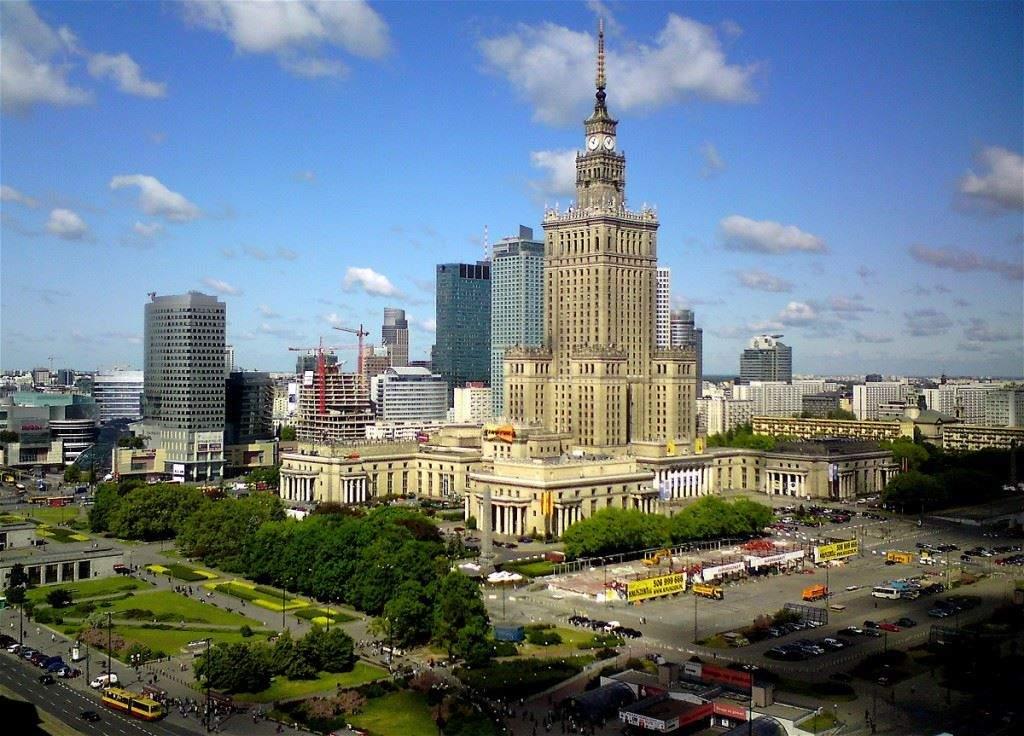 Cung Khoa học và Văn hóa Warsaw