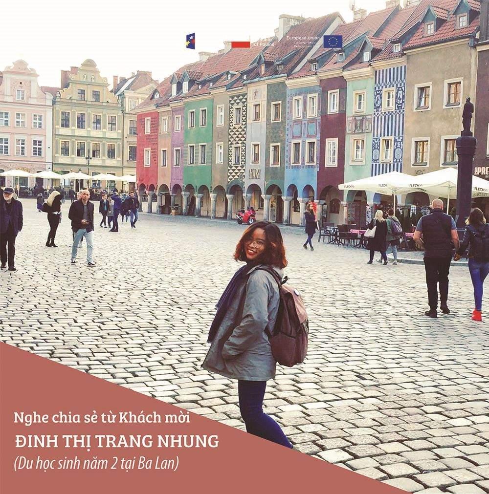 hội thảo du học Ba Lan
